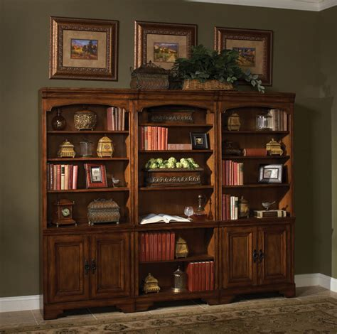 Office Bookcases With Doors, Office Bookshelf Cabinets
