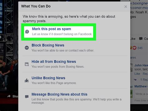 How to Report a Post on Facebook (with Pictures) - wikiHow