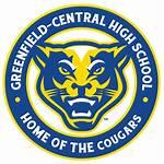 Greenfield Central Cougars Football Varsity Indiana Boys