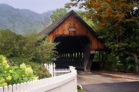 New England Covered Bridges   Photos   New England Today
