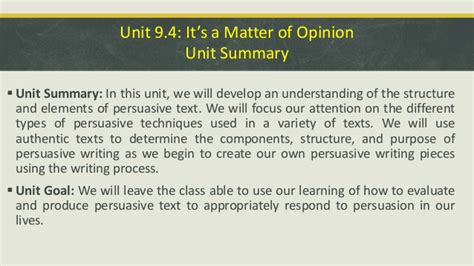 grade english unit  week