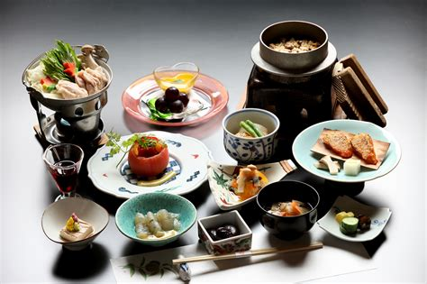 cuisine dinner meal at ryokan you can fully enjoy washoku