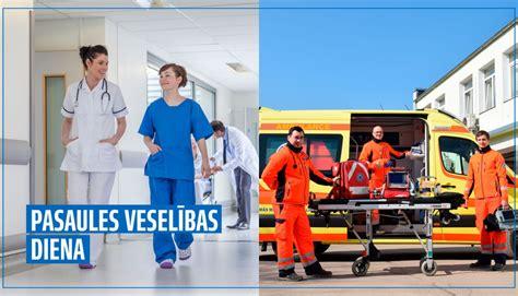 Pasaules veselības dienā sakām paldies mediķiem ...