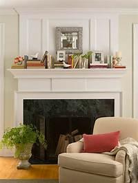fireplace mantel decorating ideas 30 Fireplace Mantel Decoration Ideas