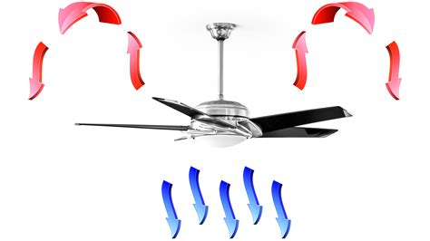 Ceiling Fan Counterclockwise Rotation by Summer Vs Winter Ceiling Fan Rotation Diy House Help