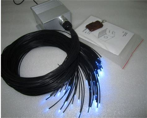 fibre optic ceiling lighting kit 10w fiber optic light kit for ceiling ceiling