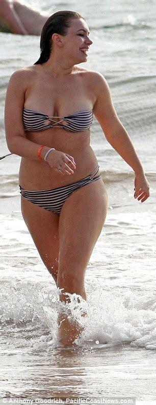 gene simmons swimsuit how gene simmons daughter sophie transformed her bikini