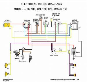 129 Wiring Question - Cub Cadet Tractor Forum