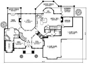 mediterranean style house plans 5282 square foot home