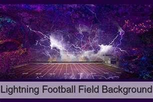 Lightning Football Field