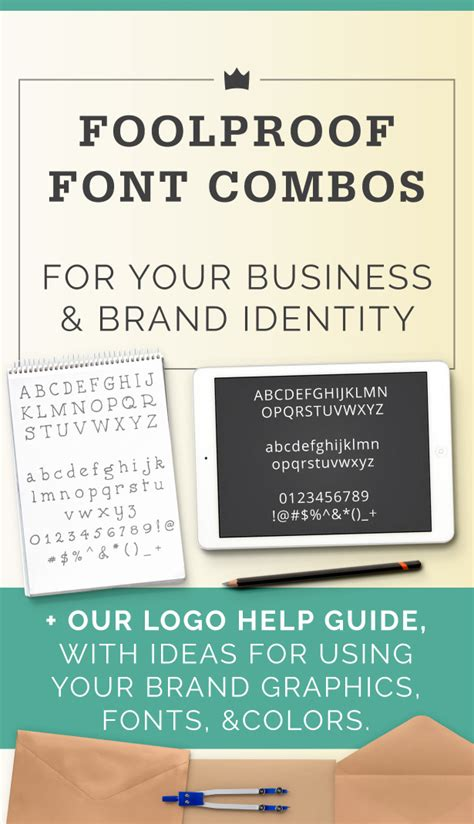 Choosing Fonts Foolproof Combos For Your Business Aeolidia