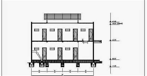 jasa desain apartemen  ruko gambar kerja detail