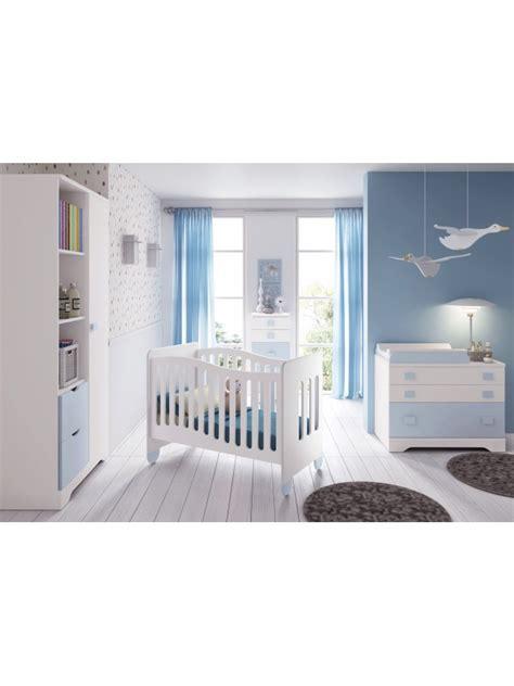 chambre complete pour bebe garcon chambre bébé garçon complète gioco blanc et bleu