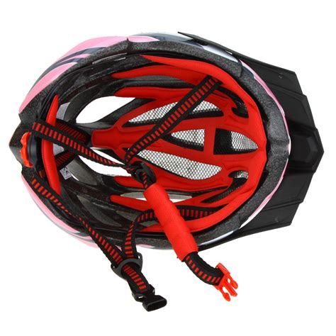 Unisex Adult Road Bike Bicycle Cycling Safety Helmet Visor Adjustable New Ebay