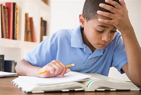 Homework Help For Children With Learning Disabilities by Tips For Better Study And School Habits For With Adhd