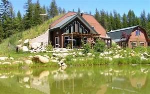 Home On Earth : pourquoi isoler quand on peut enterrer sa maison construire tendance ~ Markanthonyermac.com Haus und Dekorationen