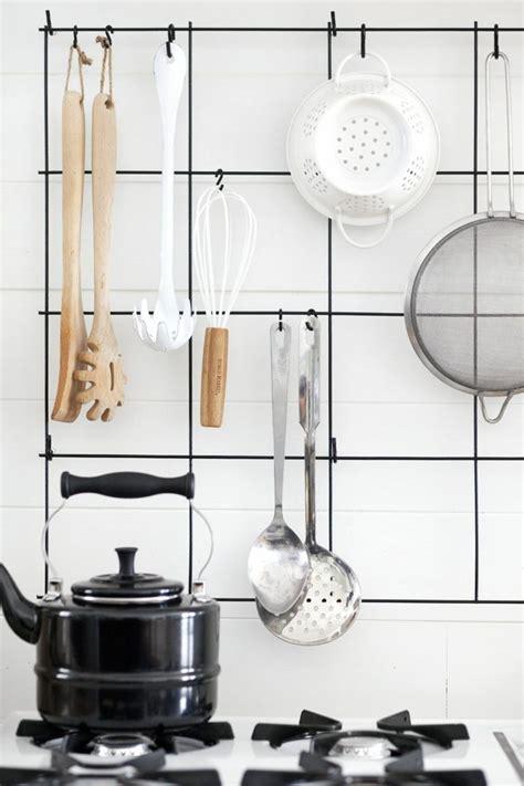 instrument cuisine créer sa cuisine fonctionnelle avec ces astuces rangement