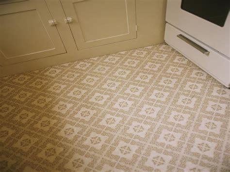 Covering Linoleum Floors In Kitchen, Sheet Vinyl Flooring