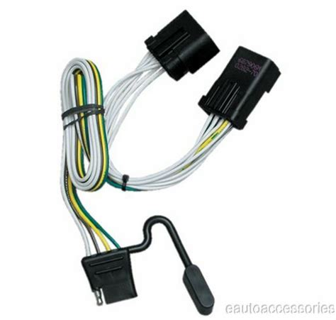 93 Jeep Trailer Wiring Harnes by Tow Ready 118381 T One T Connector Hitch Wiring Fits Ram