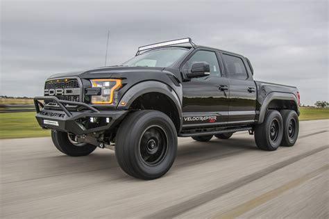 Raptor Truck Cost by Hennessey Velociraptor 6x6 Hennessey Performance
