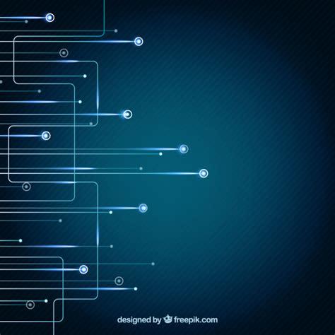 fondo de tecnolog 237 a azul descargar vectores premium