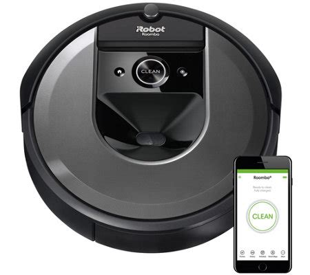 Product Of The Week Roomba I7 With Automatic Dirt Disposal by Irobot Roomba I7 7150 Wi Fi Connected Robot Vacuum Page