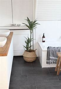 Auf Fliesen Spachteln : die 25 besten ideen zu badezimmer fliesen grau auf ~ Michelbontemps.com Haus und Dekorationen