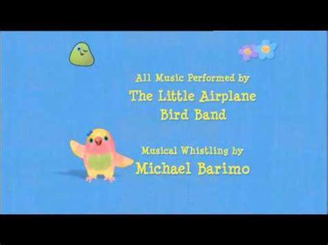 baby bird balloon green 3rd bird muffin song