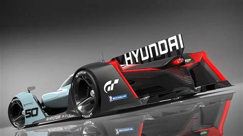 Hyundai 2020 Vision by Hyundai Joins Playstation S Vision Gran Turismo With 871hp