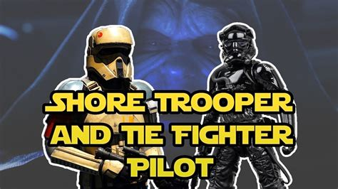 shore trooper  tie fighter pilot empire synergy team