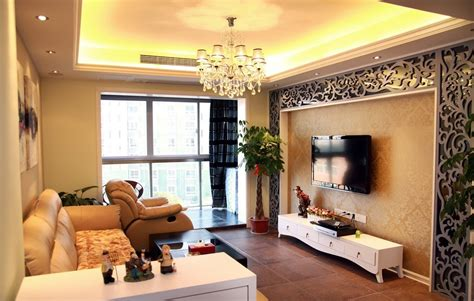 Wonderful Living Room Wall Design  Living Room Interior