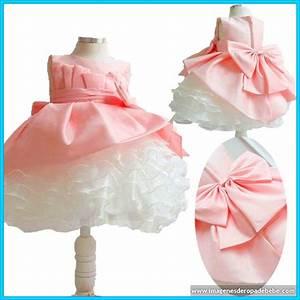 Modelos de vestidos para bebes recien nacidos para ceremonias especiales Imagenes de Ropa de Bebe