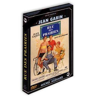 jean gabin rue des prairies rue des prairies denys de la patelli 232 re dvd zone 2