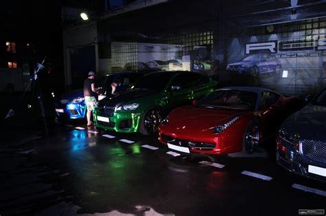 rainbow chrome ferrari rainbow of chromed cars is psychedelic autoevolution
