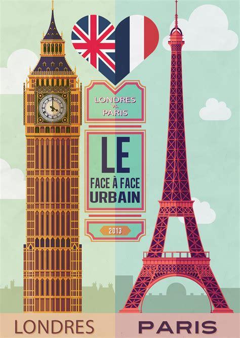 Londres vs Paris : comparaison entre les deux, mon coeur