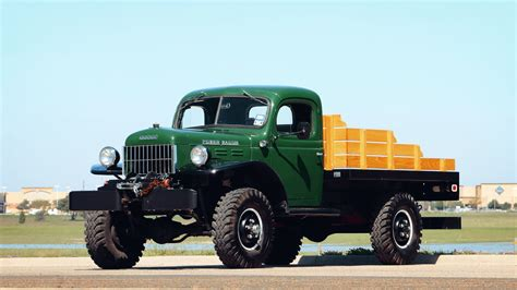 Dodge Picture by 1955 Dodge Power Wagon