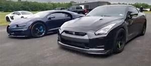 Bugatti Chiron Gt : bugatti chiron vs tuned nissan gt r drag race new video angles show struggle autoevolution ~ Medecine-chirurgie-esthetiques.com Avis de Voitures