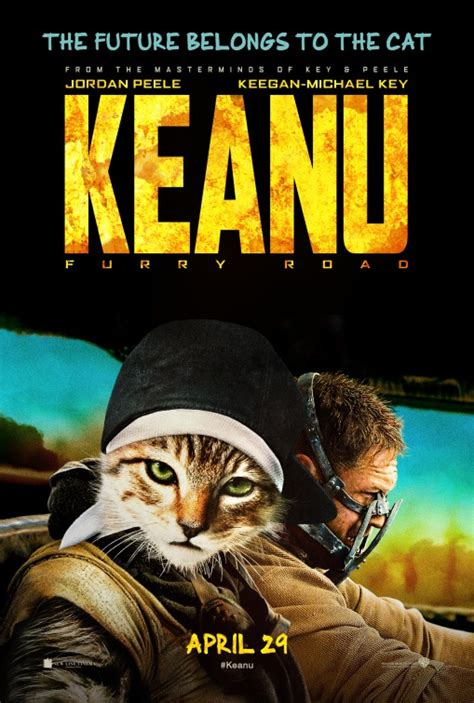 actress long of 2016 movie keanu keanu movie poster 4 of 13 imp awards