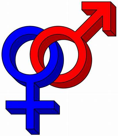 Heterosexual Symbol Male Diverso Simbolo Lgbt Symbols