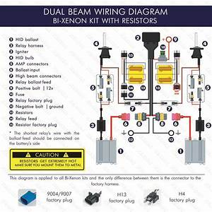 12k Kensun Hid Kit Wiring Diagram