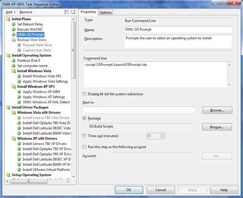 Sccm Resume Task Sequence by Hta In Sccm Task Sequence Trevor Sullivan