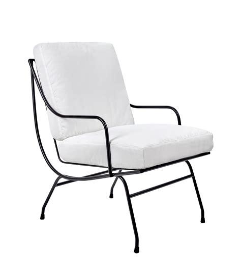 sitzkissen lounge sessel lounge sessel stresa serax wei 223 made in design