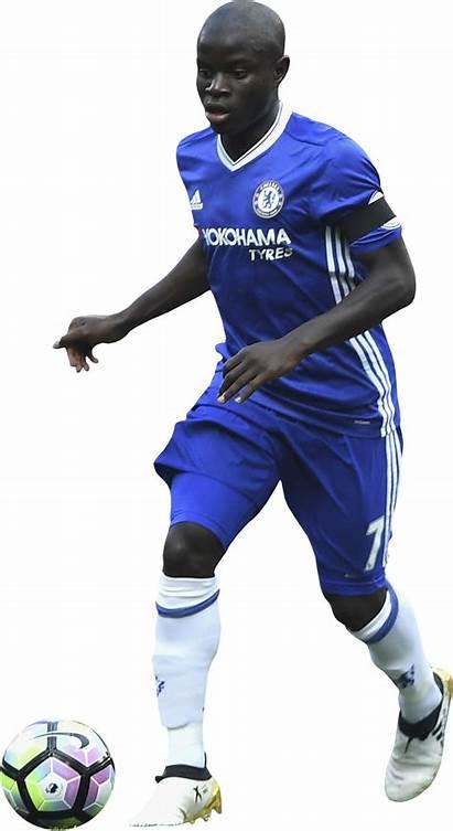 Render Golo Ngolo Kante Kante Chelsea Football