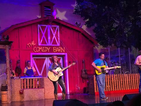 Laughing Comedy Barn - laugh your at the comedy barn theater in pigeon
