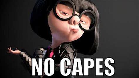 No Capes Meme - image gallery no capes