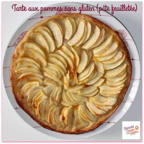 tarte aux pommes sans gluten feuilletée ma cuisine
