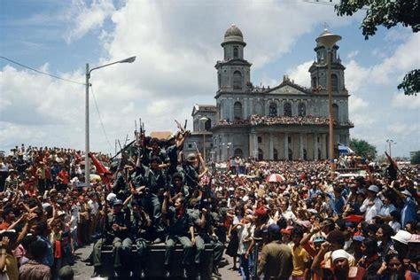 celebrations mark  anniversary   sandinista