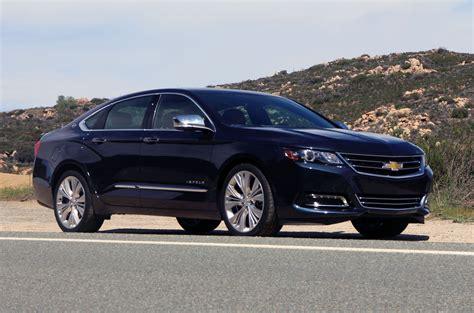 First Drive 2014 Chevrolet Impala  Digital Trends