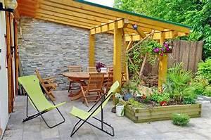 Gartengestaltung Mit Holz : vielseitige gartengestaltung mit holz ideen von galanet ~ One.caynefoto.club Haus und Dekorationen