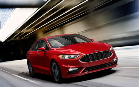 2017 Ford Fusion Gets Stop-and-go Adaptive Cruise Control